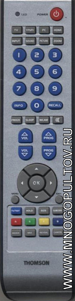 THOMSON T22E18, T24C80, T26C81, T32C81 для телевизора (НЕоригинальный)